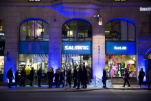 Salming Concept Store – Grand Opening Night!