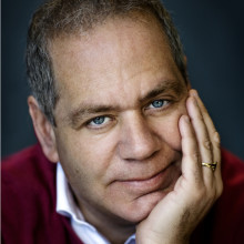 Stefan Einhorn - en av gästerna på Bokens Dag Lindesberg