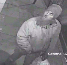 CCTV appeal after rotten meat thrown at a mosque