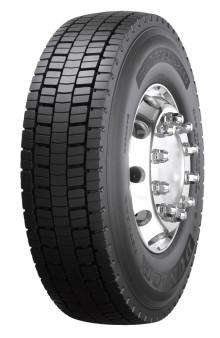 Världspremiär för Dunlops MultiTread-premiumregummeringar - Kvalitetspodukter som sänker driftkostnaderna