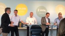 Bayer CropScience deltager i åbningsdebat om fødevareforsyning på Folkemødet