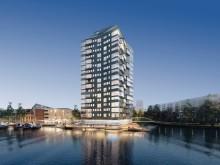 Aptus produkter säkrar Karlstads nya landmärke Bryggudden