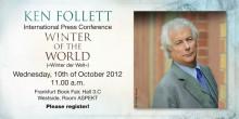 Invitasjon til Ken Folletts pressekonferanse