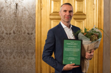 Sysavs informationsarbete kring miljö  får hederspris av Region Skåne