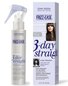 John Frieda introduserer FRIZZ-EASE 3-DAY STRAIGHT