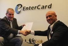 EnterCard sponser skandinavisk toppturnering i sjakk