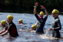 """""""Simma Öppet Vatten!"""" – Prova-på-dag för simning i Öppet Vatten och swimrun!"""
