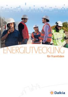 Energiutveckling för framtiden