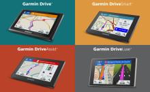 Garmin® Drive-serien - se for deg fremtiden