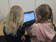 Här lär sig 6-åringar programmering