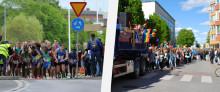 Eskilstuna Vårfestival samlar Springpride och Å-loppet 26-27 maj