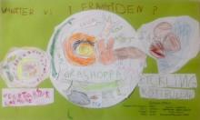 Elever på Sunnebo förskola besöker Framtidens Mat & Dryck
