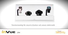 Varularmsskåp för smarta klockor och annan elektronik