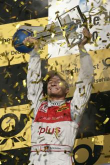 Audi skriver historia efter tredje raka DTM-titeln