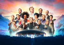 Humorkalaset - Sveriges komikerelit till Dalhalla den 17 augusti 2019!