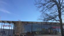 Ny mötesplats i Sveriges största handelsområde