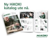 Ny HiKOKI elektroverktøy katalog 1-2019 ute nå!
