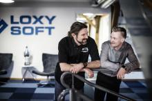 Almi Invest investerar i Loxysoft