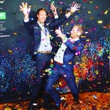 Ännu ett prestigefullt pris för Telavox - nu som Sydsveriges främsta entreprenörer