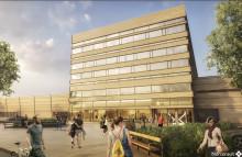 Martinsons levererar till stort arenabygge i Knivsta