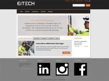Goodtech i Sverige blir Eitech och rivstartar året med egen hemsida och nyhetsrum