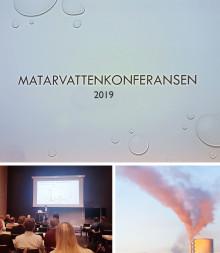 Matarvattenkonferensen 2019