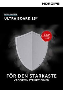 Introduktionsfolder Ultra Board® 13