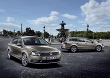 Världspremiär för nya Volkswagen Passat