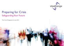 Organizations need to improve crisis preparedness
