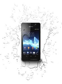Nu finns Sonys 4G-mobil Xperia V hos 3