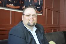 Amerikanske Dale Sturgill delar erfarenheter av ProScheduler på Kontaktadagen