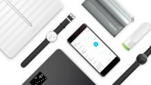 Nokia lanserar produktportfölj av digitala hälsoprodukter som skall inspirera människor till att ta kontroll över deras hälsa