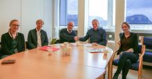 7-stjernes kommunene på Søre Sunnmøre inngår ny avtale med Stamina Helse om bedriftshelsetjenester