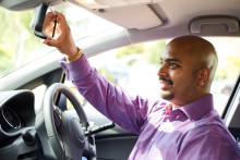 Six in 10 say 'black boxes' have made them safer drivers