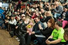 Rocka sockorna-firande på Världskulturmuseet! - Avdelning Väst