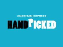 """American Express lanserar """"Handplockat"""" – innehåll på Itunes och App Store för alla Kortmedlemmar utan extra kostnad"""