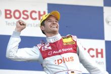 Ännu en triumf för Audi i DTM