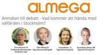 Tre år efter Löfvens tillträde: Almega arrangerar välfärdsdebatt i Stockholm