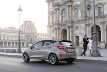 Fordilta täysin uusi Fiesta jokaiseen elämäntyyliin