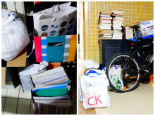 "5 tips for tackling clutter in ""cold storage"""