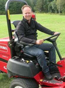 Mattias Brandt – Ny säljare hos Hako Ground & Garden AB