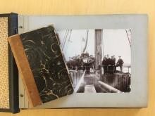 En dagbok från Spetsbergen 1896 till Polarcenter i Gränna.