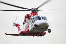 Luftburen sjö- och flygräddning i riksdagens försvarsutskott