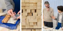 Halleroed formger möbelserie för Nordiska museet