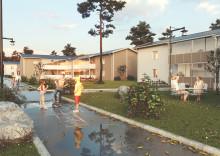 HSB bygger lägenheter på Hällbacken