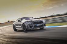 En første forsmak på BMW M8 Coupé