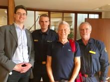 Huddinge kommun och Grannstöd Huddinge ingår partnerskapsavtal