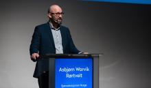 Asbjørn Warvik Rørtveit blir Sjømatrådets nye utsending til Sørøst-Asia