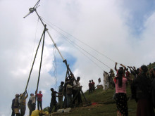 Report urges global leaders to take heads out of the sand and into off-grid renewables