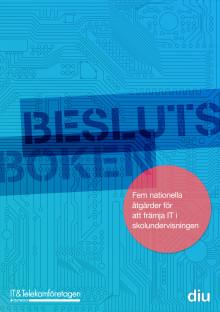 Ny rapport: Fem konkreta åtgärder för IT i skolan
